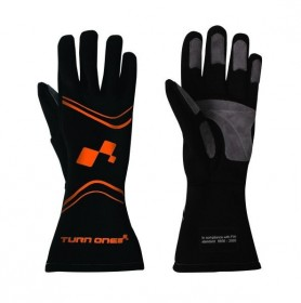 turne one orange gloves